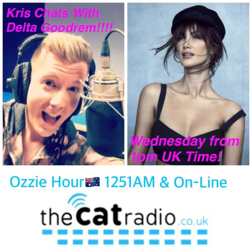 Ozzie Hour Special- Delta Goodrem & Full Interview