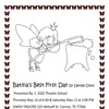 C Kidz Radio Show - Batina's Best First Day by Denise Ditto