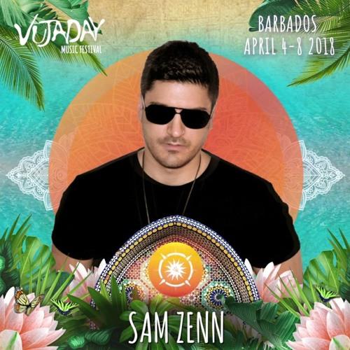 Sam Zenn - live at Vujaday Festival (Barbados) 05.04.2018