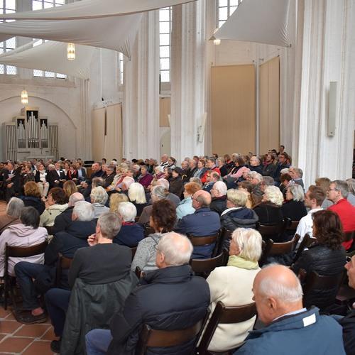 Hinweis auf Abschlussveranstaltung Sanierung St. Petri Lübeck - RSH (12.04.18) Mitschnitt 19.25 Uhr