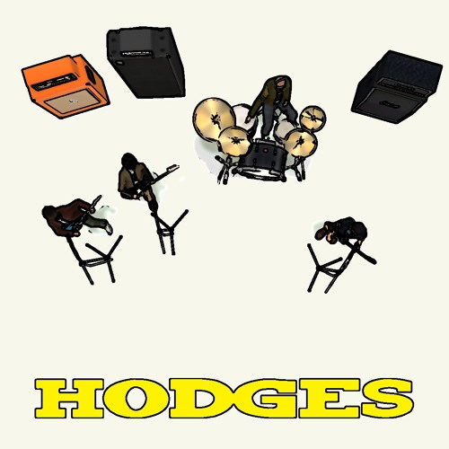 Hodges - Just Close To You (そばにいるだけ)