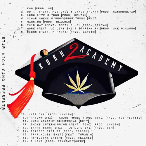 Kush Academy Commercial Skit By Ace Picasso Reposts On Soundcloud