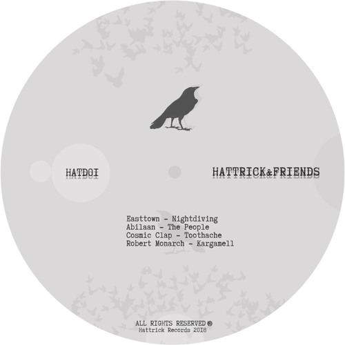 [HATD01] Easttown - Nightdiving (original mix)