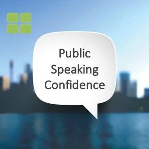 Listen Free | Self-Hypnosis Audio | Public Speaking