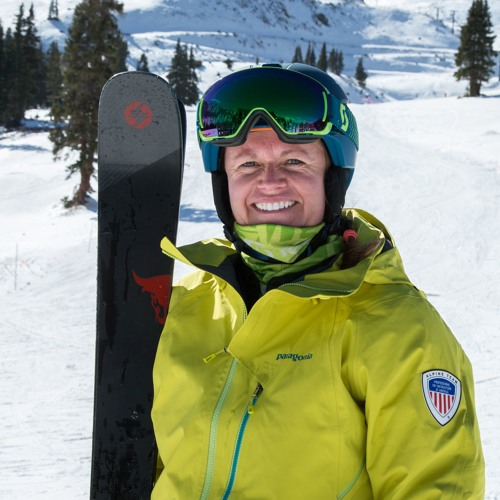 First Chair: Brenna Kelleher Helps You Learn About Big Sky's Terrain