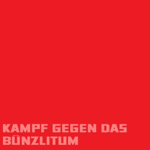 Stooszyt: Comedians gegen das Bünzlitum