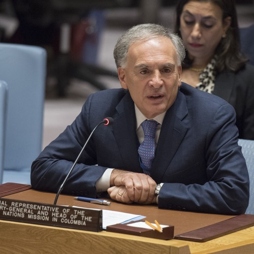 Clip - Jean Arnault at Security Council on 19 April 2018