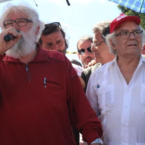 Boletim Lula Livre - Pérez Esquivel e Leonardo Boff tiveram visita a Lula negada