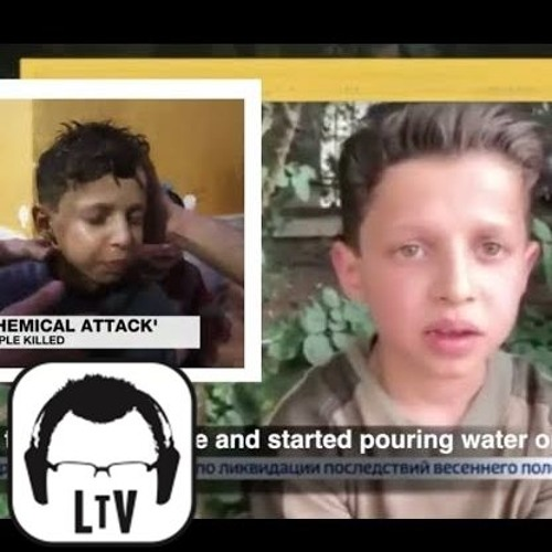 4.19.2018: Syrian Boy in White Helmets Video Reveals TRUTH
