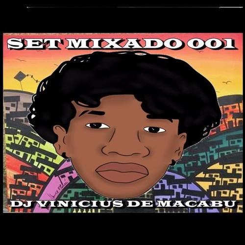 SET MIXADO - 001 DJ VINICIUS DE MACABU (( SÓ RITMADA ))