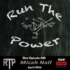 Micah Nall - Coaching Offensive Line for Multiple Offensive Schemes EP 030