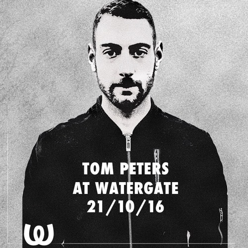 Tom Peters at Watergate 21/10/16