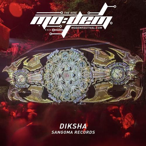 DIKSHA Live @ The Hive | Mo:Dem Festival 2017  by Momento Demento