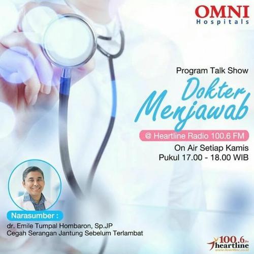 Cegah Serangan Jantung Sebelum Terlambat - Dokter Menjawab Edisi 19 April 2018