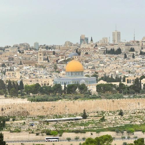 Christen in Jerusalem