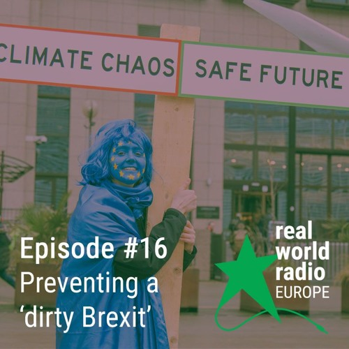 Episode #16 - Preventing a 'Dirty Brexit'