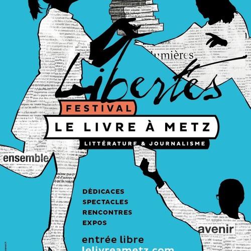 Festival Le Livre à Metz 2018