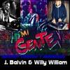 DEMO TONY DJ Y MORRIS DJ MUSHUP WILLI WILLIAMS J BALVIN MI GENTE