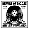 Steel City Dance Discs on Netil Radio w/ Braga Circuit, Loods & Salary Boy (19/04/18)