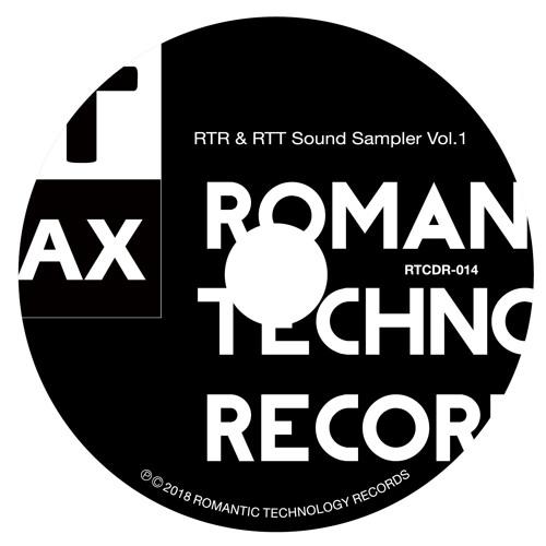 RTR & RTT Sound Sampler Vol.1  Digest