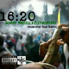 16:20 SONNY MARTELL X ELEPHONTANA