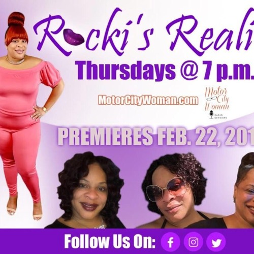 Rocki's Reality - The Health of Black Wealth 4 - 19 -18