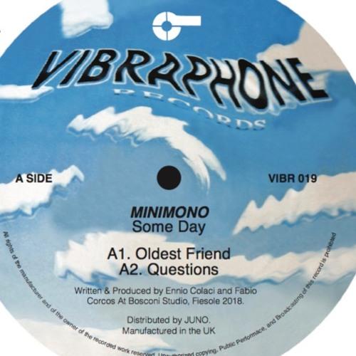 """VIBR 019 - MINIMONO """"Some Day"""""""