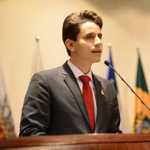 Discurso do orador da Turma Marielle Franco, terceiro-secretário Meinardo Cabral de Vasconcelos Neto