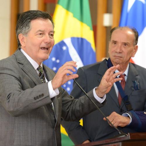 Visita do ministro das Relações Exteriores do Chile - declaração à imprensa