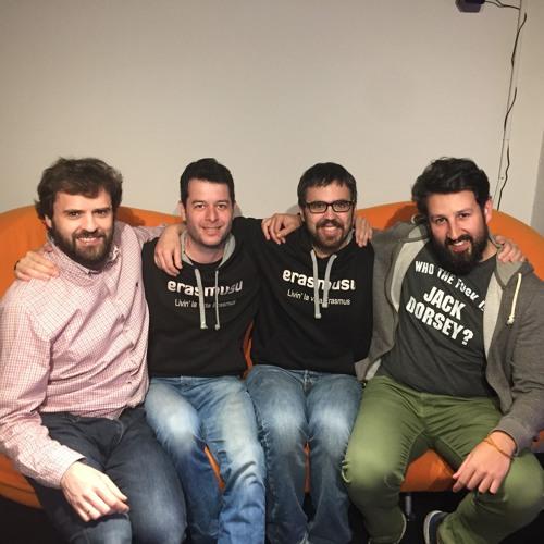 Del bootstrap al exit con Emilio Riquelme y Javier López de Erasmusu - MQS T2E23