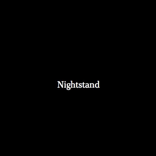 JaVez- Nightstand