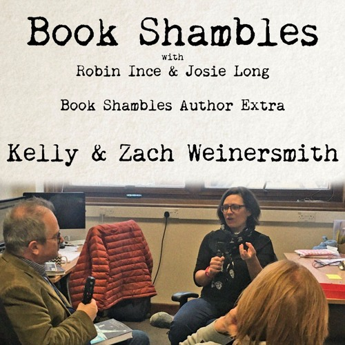 Book Shambles - Author Extra - Kelly and Zach Weinersmith