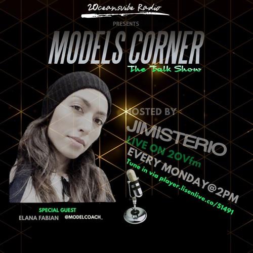 Elana On Models Corner