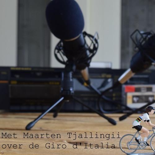 Giro-voorpret met Maarten Tjallingii en Ploegleider.nl