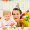 Mensagem de Aniversário - A melhor hora da festa muita emoção