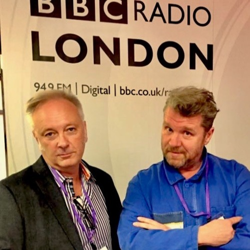 ROBERT ELMS INTERVIEWS SHANE & DAVE ON BBC RADIO LONDON