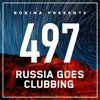 Bobina - Russia Goes Clubbing 497 2018-04-21 Artwork