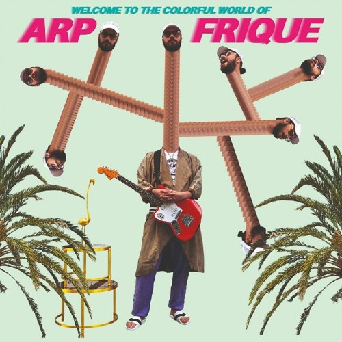 "LES COULEURS MUSICALES (RADIO 3FACH): Hunees ""Hunchin"" & Arp Friques Colorfoul World (Podcast)"