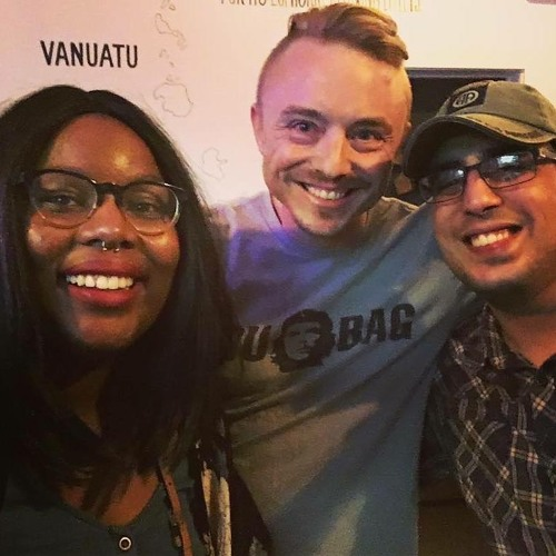Episode 64 - Zuri Davis Takes Over The Muddied Waters To Talk About Race...and Only Race