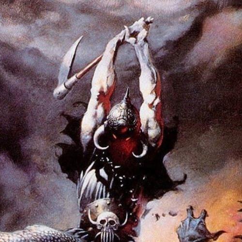Rise of the Thrash Lord (Sega Genesis ProgMetal - YM2612/SN76489)