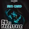 Sim Card - 20th Freestyle