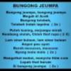 Lagu dan Tari Nusantara: BUNGONG JEUMPA - Lagu Ana