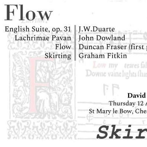 Duncan Fraser - Flow (2017/8)
