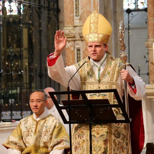 Predigt Weihbischof Florian Wörner 22.4.2018
