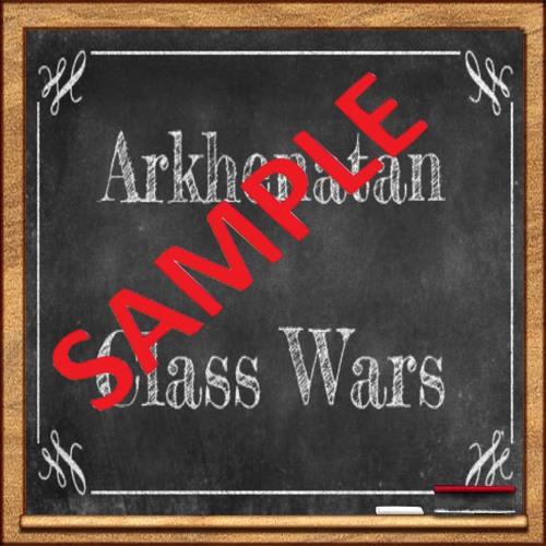 08. Class Wars 90 Secs