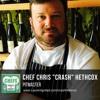 Season 1 Episode 35: Chris (Crash) Hethcox: A Bold Chef with Bold Flavors
