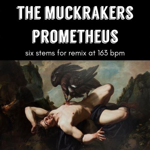 """Prometheus"" stem kick drum 163 bpm 1 of 6"