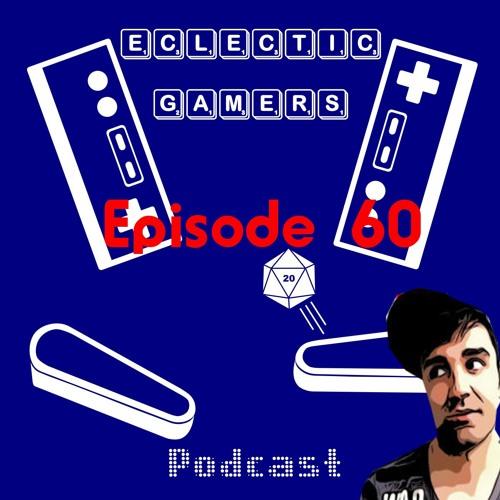 Episode 60 - Ryan Raps Pinball