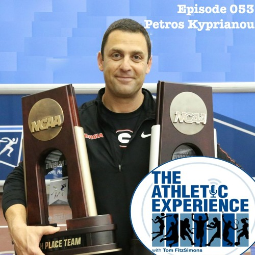 053 - Coach Petros Kyprianou - University Of Georgia