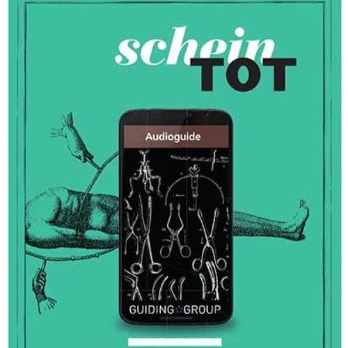 """Sonerausstellung Charitè Berlin """"ScheinTOT"""""""